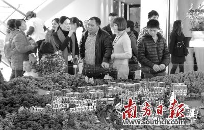 广州楼市成交回复节前正常水平 热盘前十增城有四个