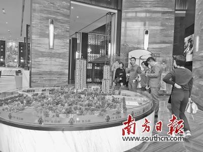 广州限购佛山三天卖房近两千套