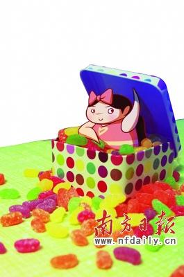 近日,广州美术学院一个毕业生的动漫作品《小胖妞》被传到了网络
