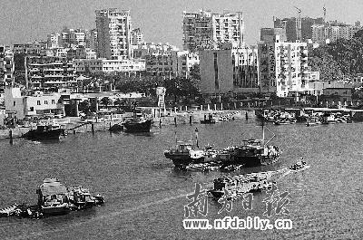 广东东莞海边风景图片