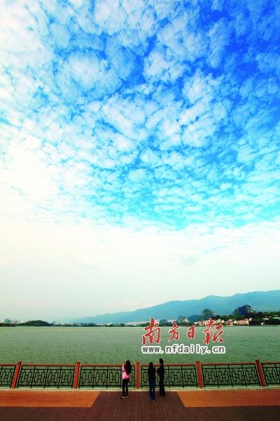 肇庆绿道:连接山水和城市 的靓丽风景线