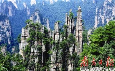 广东梅州江北风景