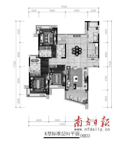 民房建机电路图