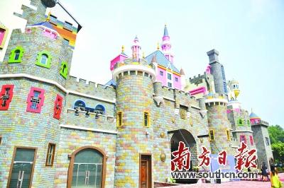 童梦城堡国际幼儿园