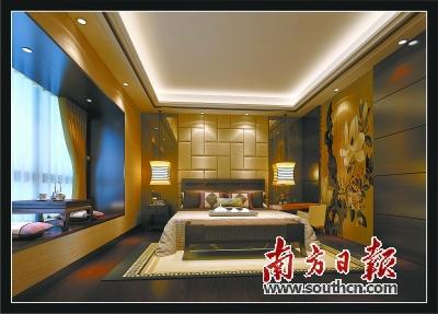 红木,青花瓷,紫砂茶壶以及一些红木工艺品等都体现了浓郁的东方之美