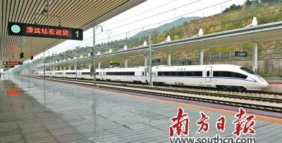 高铁g404风景