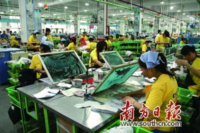 扶持传统产业结构调整