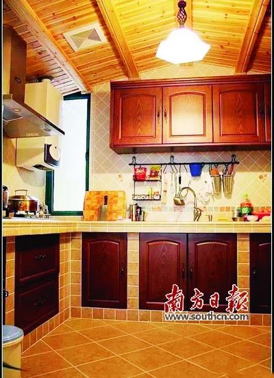 中山市房屋结构中普遍厨房的面积偏小