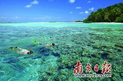 岘港)6马来西亚(沙巴)7美国8马尔代夫9菲律宾(长滩岛)10印度尼西亚
