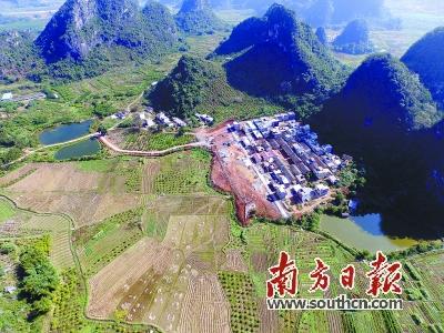 南方日报记者 邓文燕  调研背景 探索生态旅游规划发展新模式英西峰林