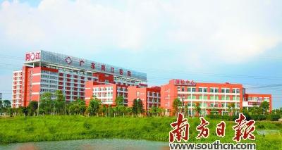 广东同江医院建院五周年实现跨越式发展