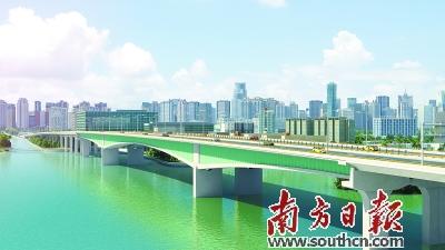 港珠澳大桥珠海连接线项目建设纪实