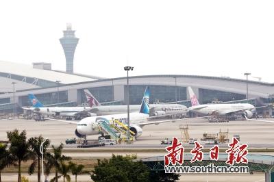 两家航空企业华南国际商务有限公司和广东中航航空投资有限公司分别