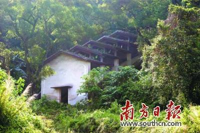 平窑古城风景图片