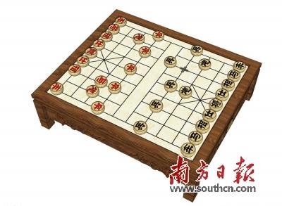 试论中国象棋与中国文化的发展关系_第ec59版:清远