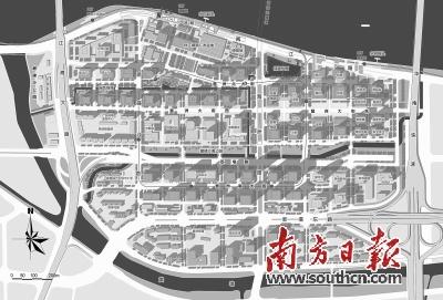 海珠区政府工作报告还提出,打通琶洲互联网创新集聚区与大学城,生物岛