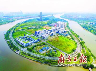 生物岛,科学城,大学城等创新载体正加快构建广州科技创新走廊.