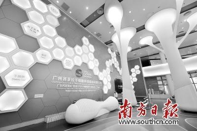 广州国际生物岛入驻生物企业已超120家.