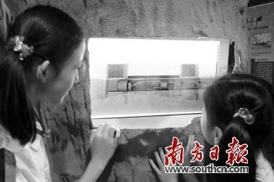 广州地铁率先在五号线广州火车站和二号线广州南站推