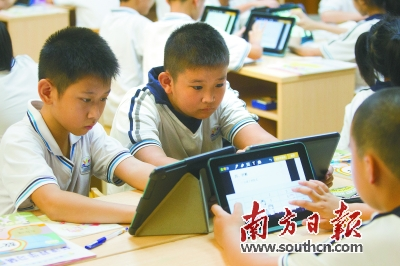 东莞教育整体水平明显提升