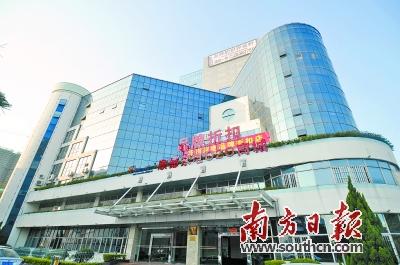 位于容桂桥西路的顺德互联网产业园被评为容桂电子
