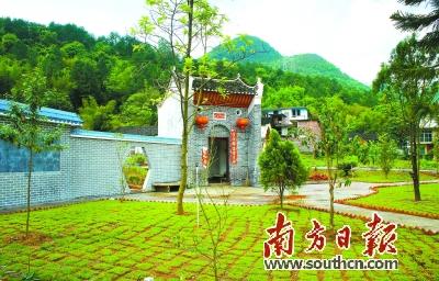 连州镇建成了高车墩、大布坪、江咀、沙坪、水东、小溪冲及观音等7图片