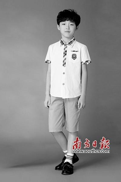 惠城中小学生将有新款礼服