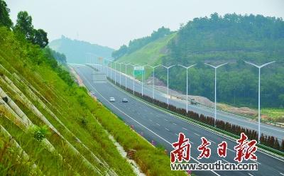 鹤台高速路线图