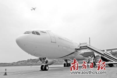 2015年9月,首架以spv模式引进的飞机在广州空港经济区正式交付.