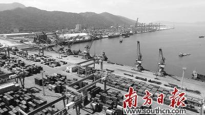 中国地图港口城市