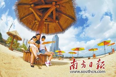 遂溪县建设水生态文明城市,徐闻县建设广东对接服务海南岛的南门户
