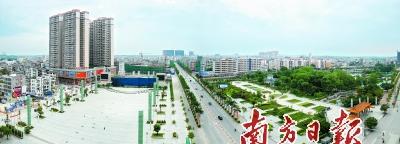 2017年廉江gdp_廉江产城联动县域经济崛起