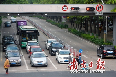 汕头:行人和非机动车交通违法也要受罚
