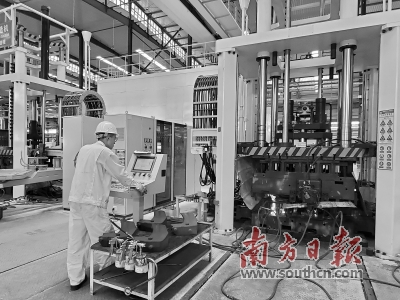 肇庆:装备制造业成高质量发展新引擎