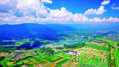 南山镇文旅项目已初具规模,拥有大南山风景区,南丹山风景区,九道