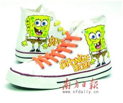 花式系鞋带青春图解