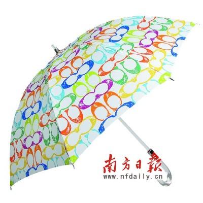 diy手绘伞画图片