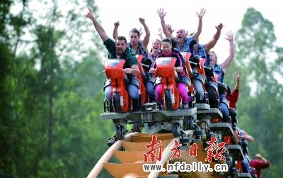 ○广州动物园      除了原有的山羊