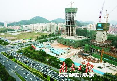东莞合富城市风景开业