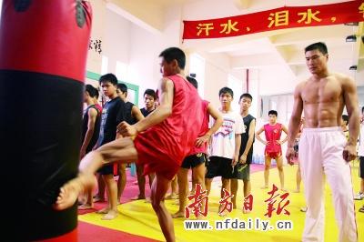 边茂富将确定参加第六届中国功夫对泰国职业泰拳争霸赛,对于夺冠信心