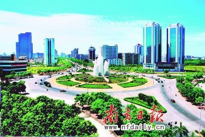 广州湛江携手打造粤西产业转移高地