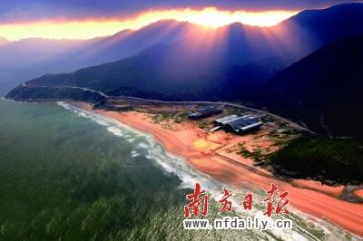 """被誉为中国十大最美海岛的广东阳江海陵岛遭遇百年一遇超强台风"""""""