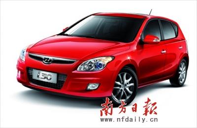 近日,北京现代加推1.6l自动劲享型,售价12.08万元.这不仅丰富了i301.