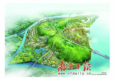 虎门威远岛设计图