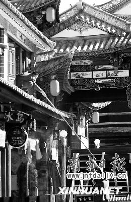 此外在鹤庆春节期间有两多