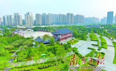 清城佛冈入选第二批 省全域旅游示范区